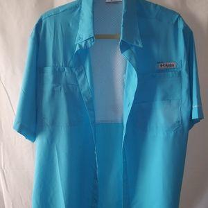 Columbia off Shirt